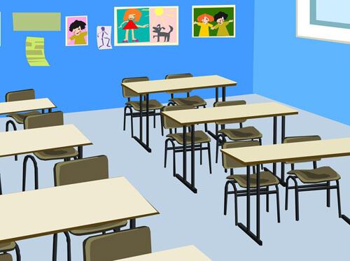 direktzu Template digitales Klassenzimmer