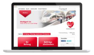 Direkt zu Stuttgart 21