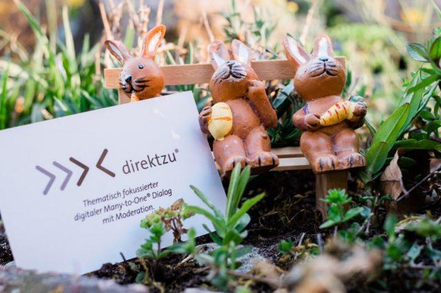 direktzu wünscht frohe Ostern