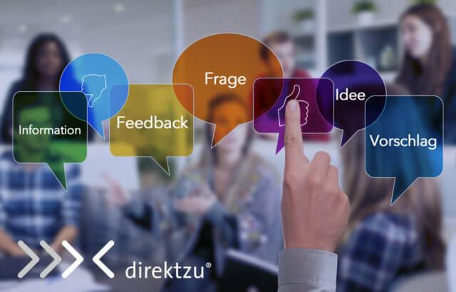 Digitaler Mitarbeiterdialog und Unternehmenskultur