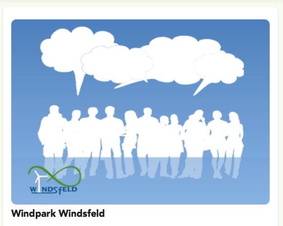 direktzu Bürgerdialog Windpark
